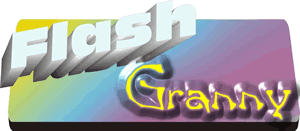 Logo Flash Granny Web design and hosting Wales